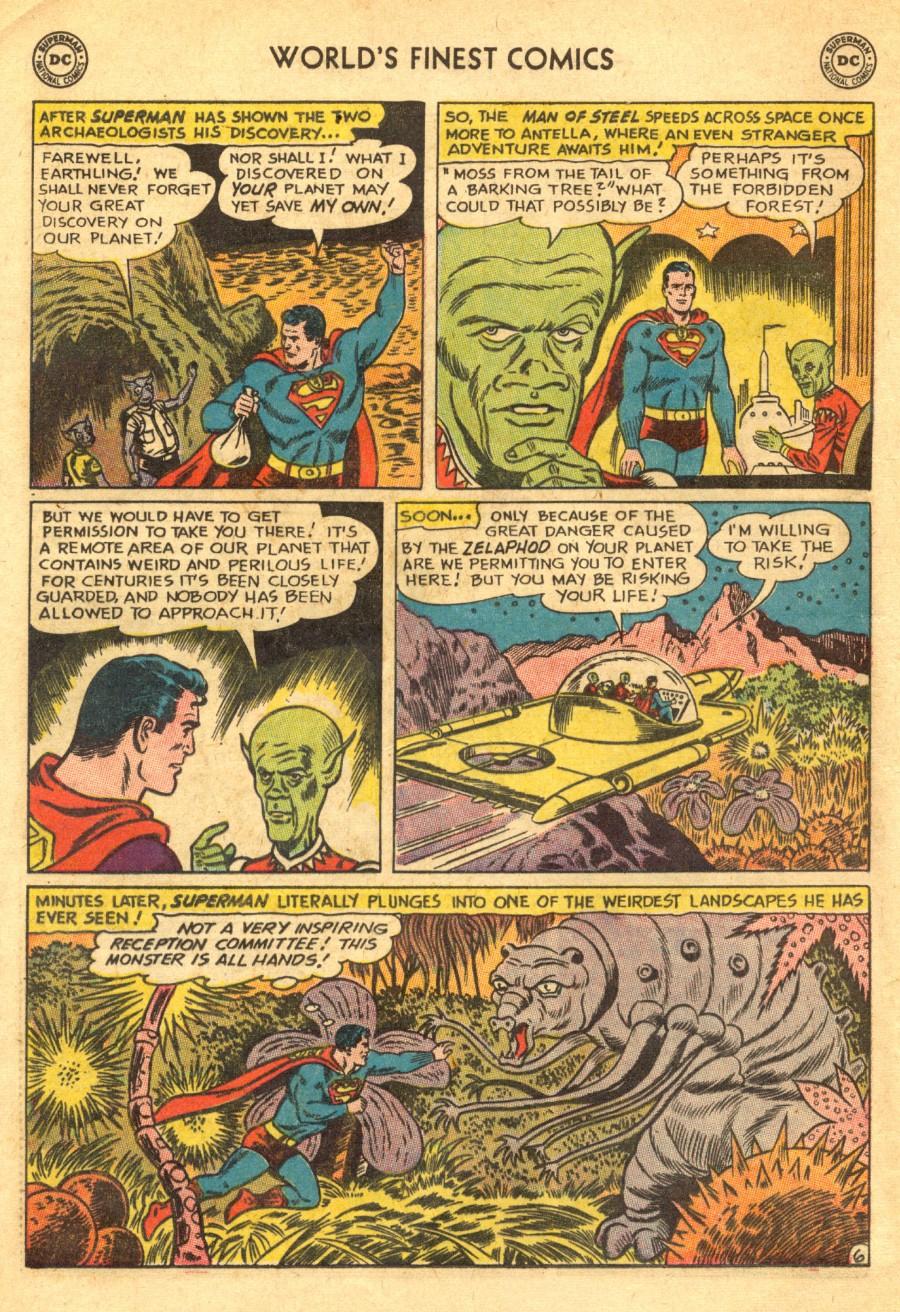 Read online World's Finest Comics comic -  Issue #130 - 8