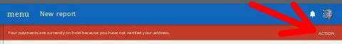 Google Adsense PIN Notification