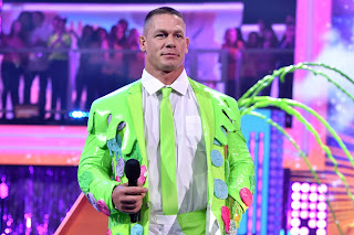 WWE John Cena on Nickelodeon