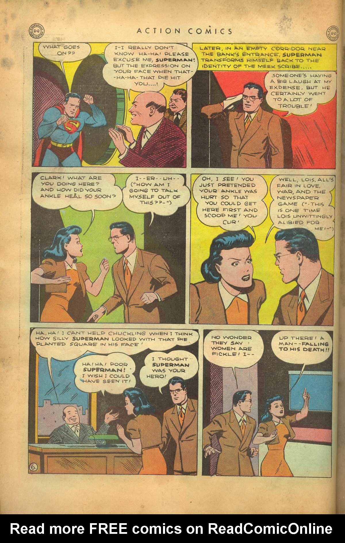 Read online Action Comics (1938) comic -  Issue #95 - 9