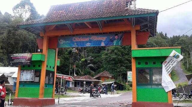 Informasi Gunung Galunggung Tasikmalaya Terlengkap