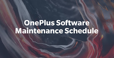 OnePlus Software Maintenance Schedule