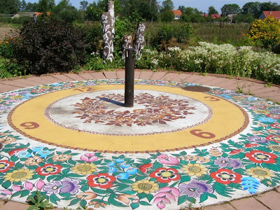 Image result for Zalipie Poland Flowers