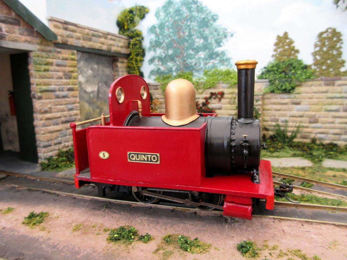 Locomotives for Longstone