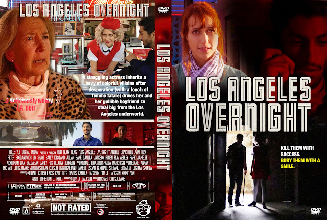 Los Angeles Overnight DVD Cover