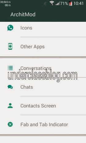 WhatsMapp 1.4.0 [Fastest Moded Whatsapp] APK