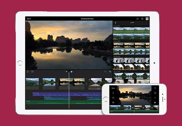 aplikasi editor iphone