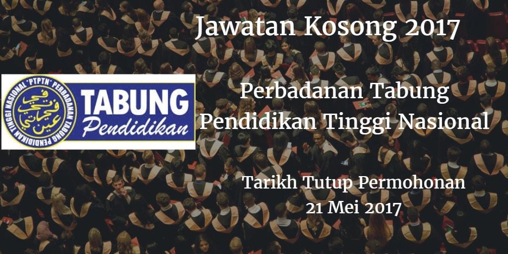Jawatan Kosong PTPTN 21 Mei 2017