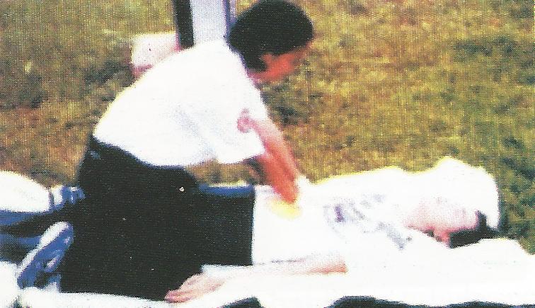Heimlich Maneuver Pada Penderita Tidak Respon