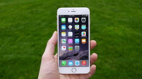 iPhone 6 Plus hỏng màn hình