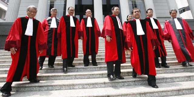 Info Tahapan dan Jadwal Sidang Gugatan Sengketa Pilkada ke Mahkamah Konstitusi