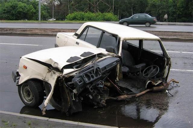 В России предлагают запретить «автохлам» без подушек безопасности