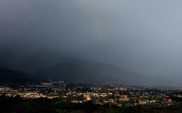 Pronostican para hoy martes bajas temperaturas y lluvias