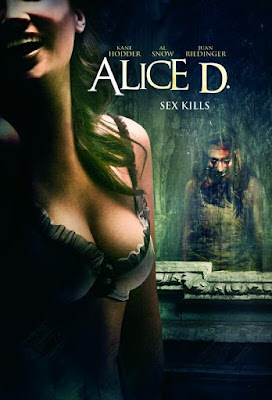 The Haunting Of Alice D 2014 DVD R1 NTSC Sub