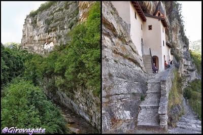 Eremo San Colombano Trentino