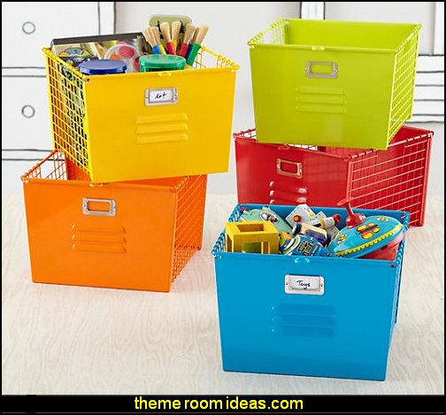 Storage  Bins and Baskets