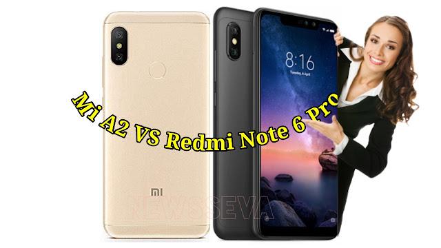 ధరలు భారీగా దిగివచ్చిన Mi A2 మరియు Redmi Note 6 Pro