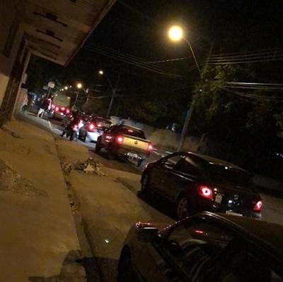 População faz fila nos postos de Cajobi; combustível começa a faltar
