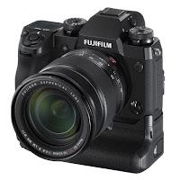 FUJIFILM X-H1(縦グリップ付き)写真