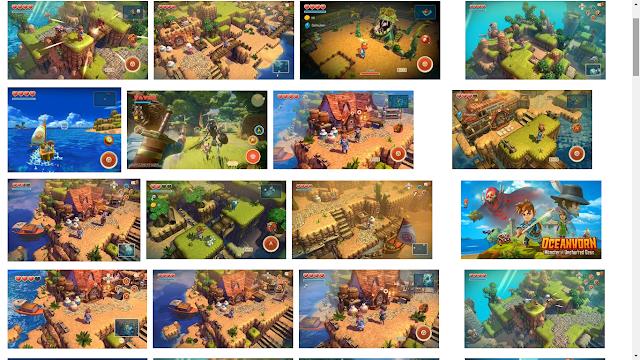 Oceanhorn: Hampir mirip dengan game The Legend of Zelda