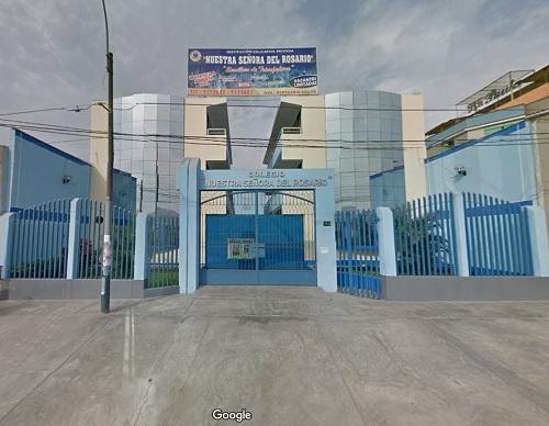 Escuela NUESTRA SEÑORA DEL ROSARIO - San Juan de Lurigancho