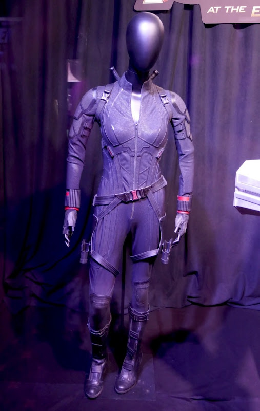 Avengers Endgame Black Widow movie costume