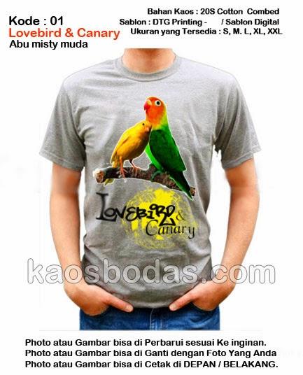 Love Bird & Canary 01 - Abu