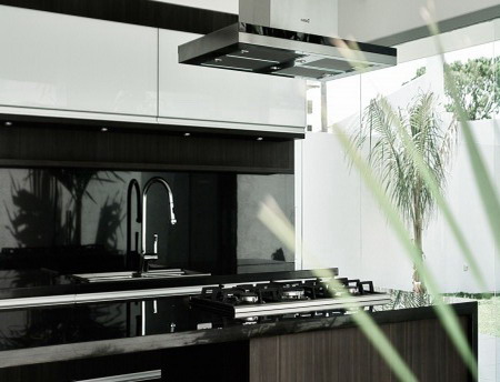 kitchenset rumah minimalis modern