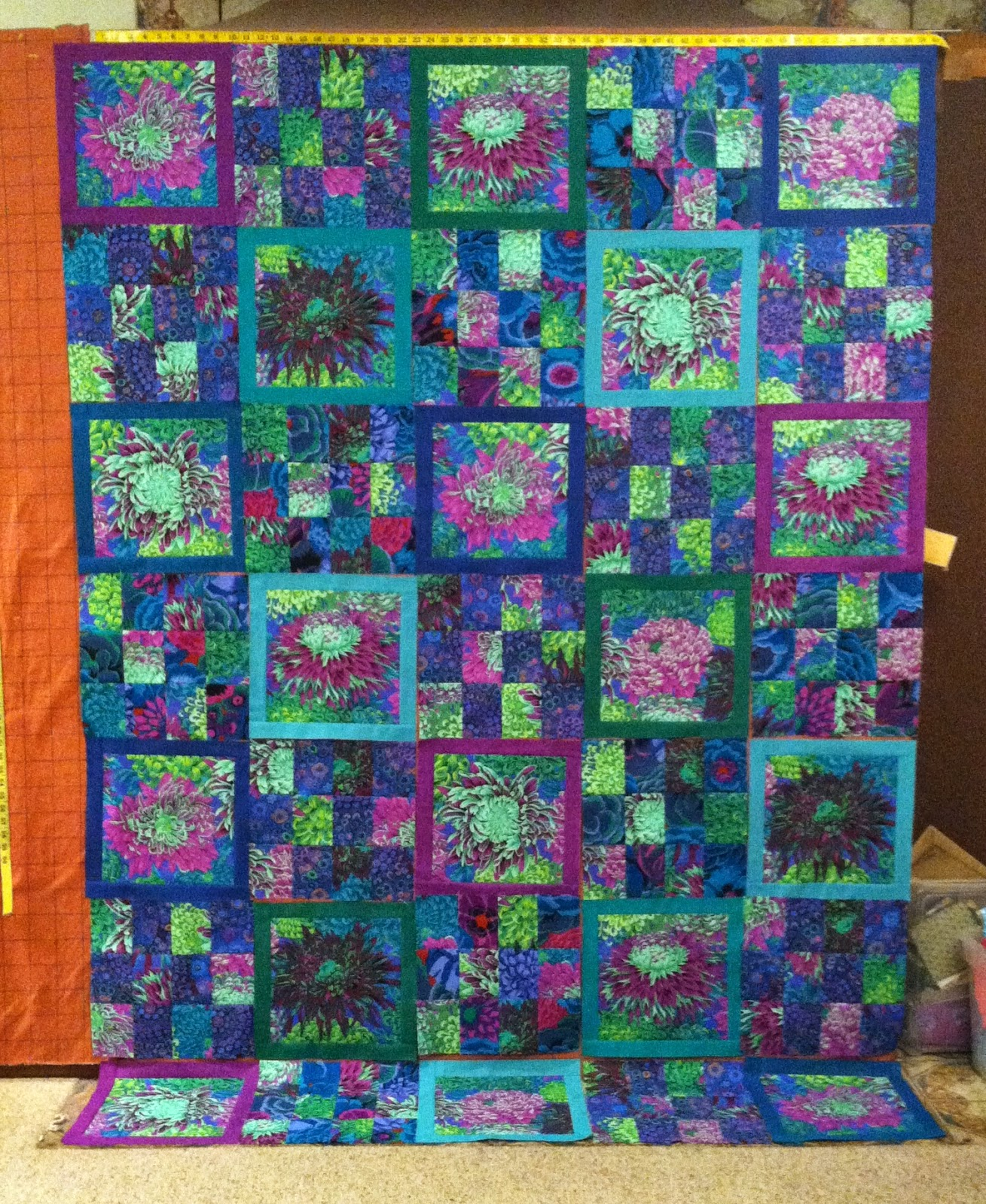 Reflecting Pool - Kaffe Fassett