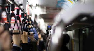 KRL Commuter Tanahabang - Ragunan