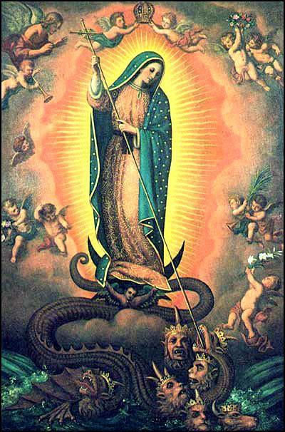sacerdotus satan hates mary
