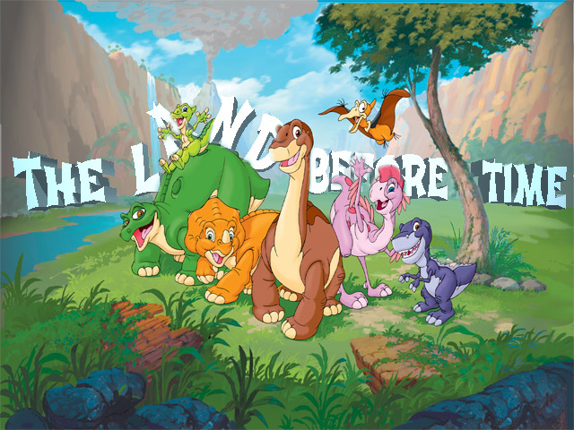 If We Hold On Together in The Land Before Time