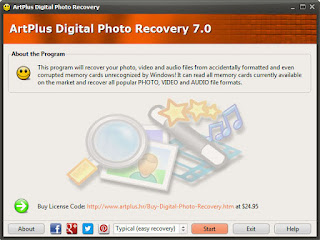 ArtPlus Digital Photo Recovery 7 sundeep maan