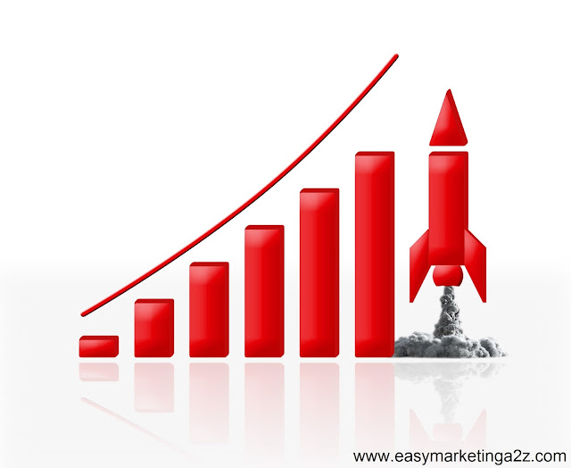 Growth Graph Picture 3d 12
