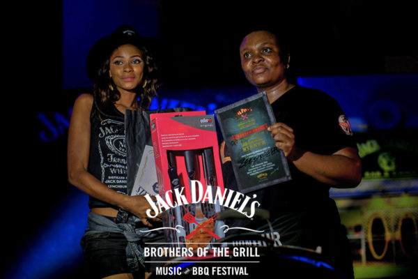 For the second time this year, Jack Daniel's brings you the Brothers of the Grill Music & BBQ Festival in Lagos, Nigeria where the MasterGriller competition