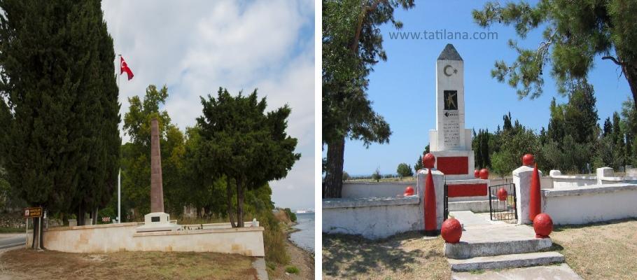 Havuzlar Şehitliği ve Son Ok Anıtı