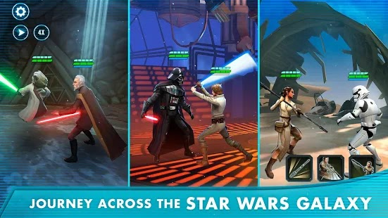 Star Wars: Galaxy of Heroes Apk Free on Android Game Download