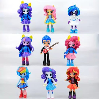 Watch Out for Fake Equestria Girls Minis!