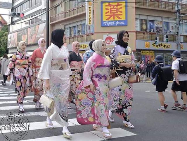 Perkembangan Islam di Jepang Semakin Pesat