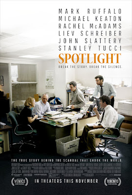 Spotlight Poster