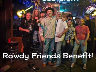 1/2/13 TGS LIVE! The Rowdy Friends Benefit!