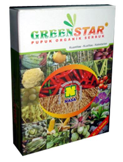 greenstar pupuk serbuk biangnya pupuk organik www.organiknusantara.com 085210356960