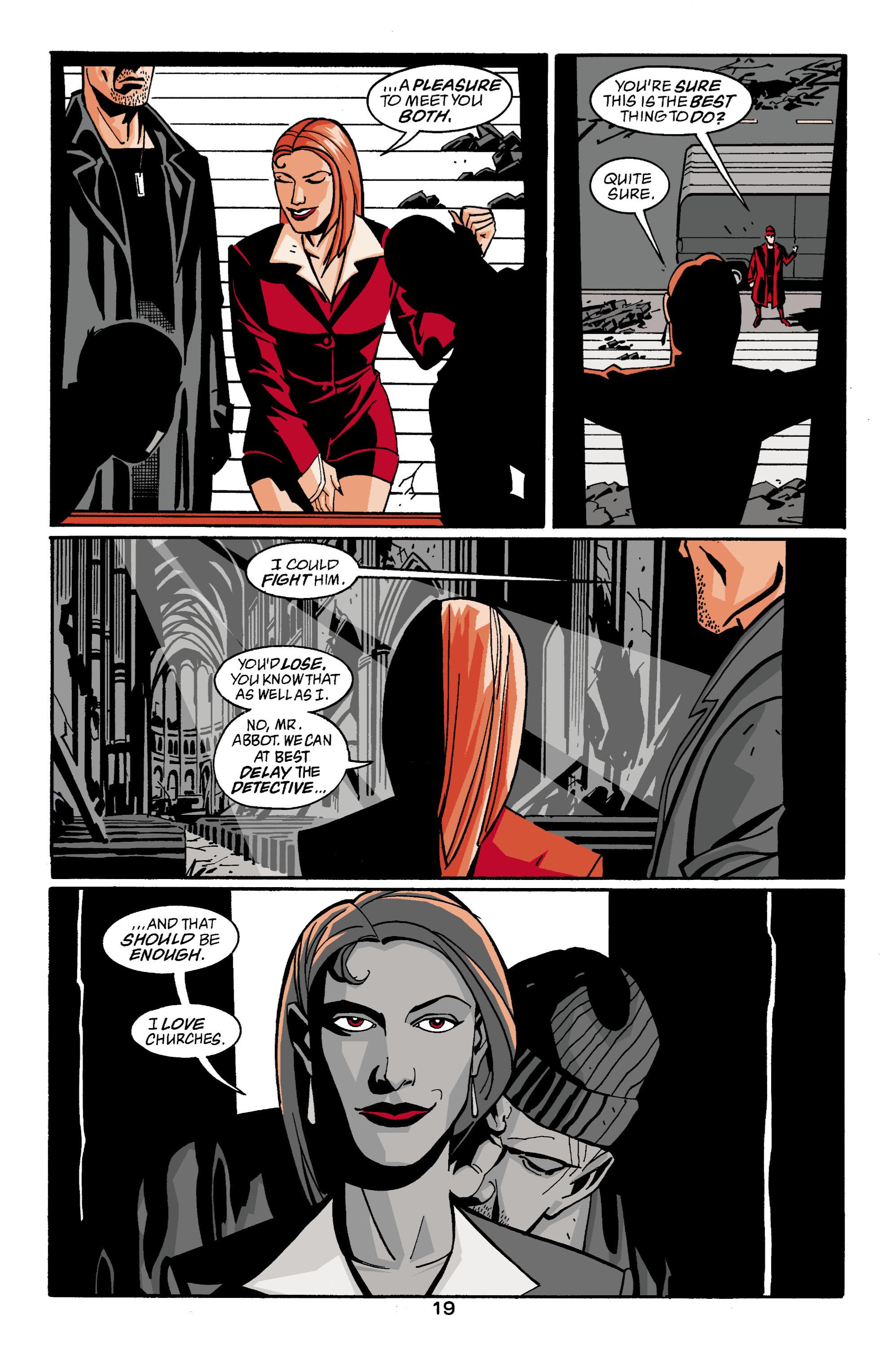 Detective Comics (1937) 744 Page 19