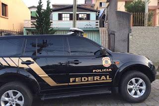 PF deflagra operação para prender quadrilha responsável por ataque a agência da Caixa na UFCG