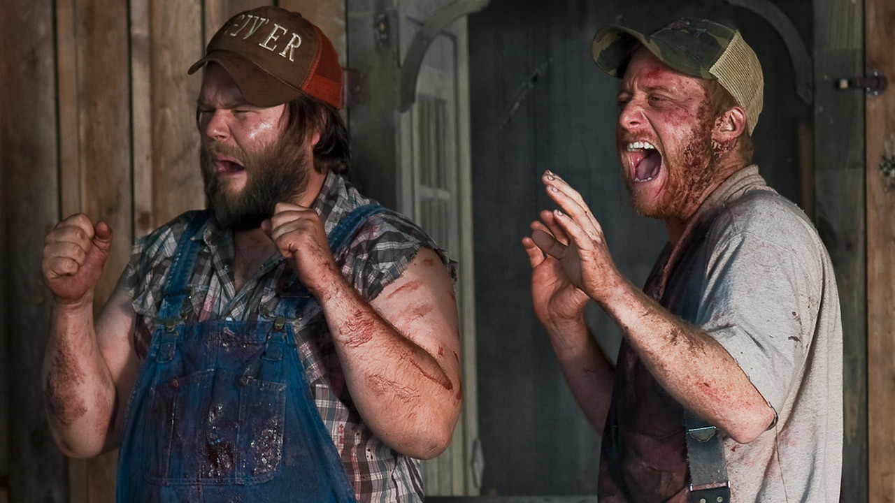 trucker and dale vs evil