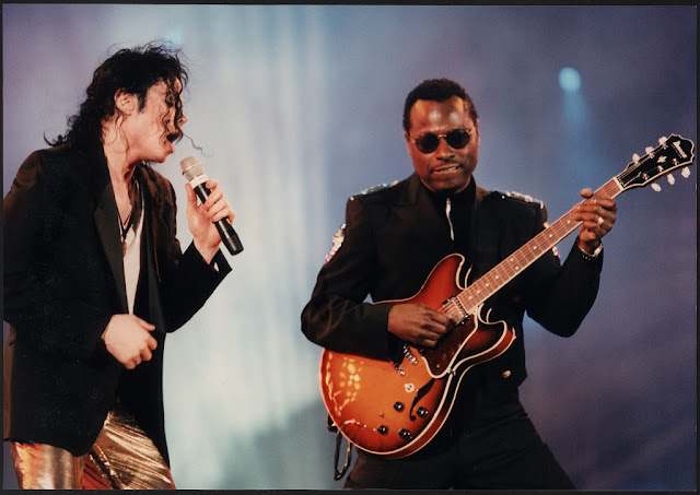 Mood du jour Don't Stop Til You Get Enough Michael Jackson David Williams La Muzic de Lady