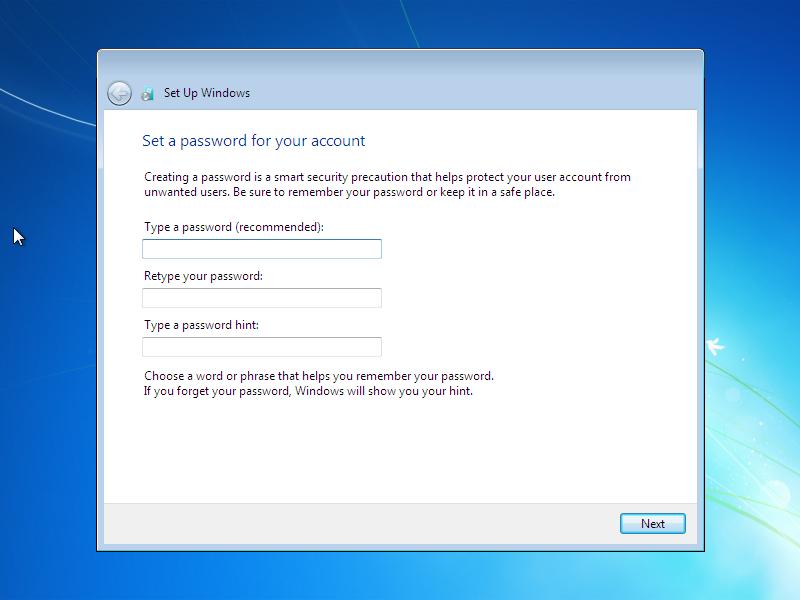Cara Install Windows 7 (Lengkap Dengan Gambar) 10