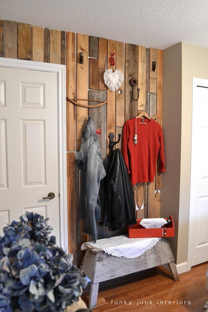 Dressing Room Wall Hooks