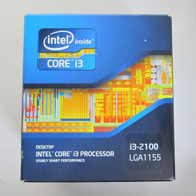 Intel i3 processor series