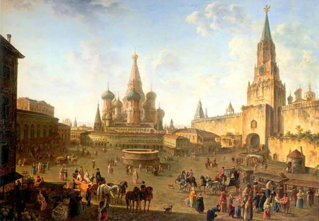 Moscow - Third Rome